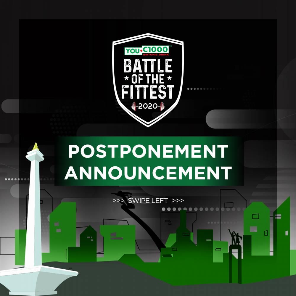 Announcement BOTF 2020